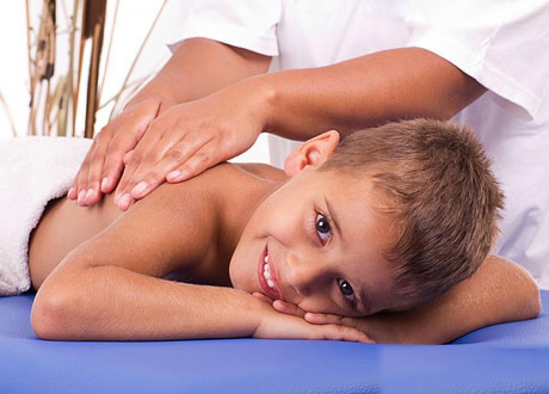 Удовольствие от массажа 11 фотография